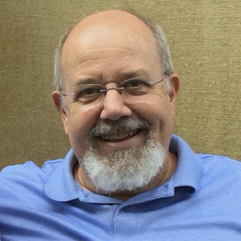 Pastor John Fickett