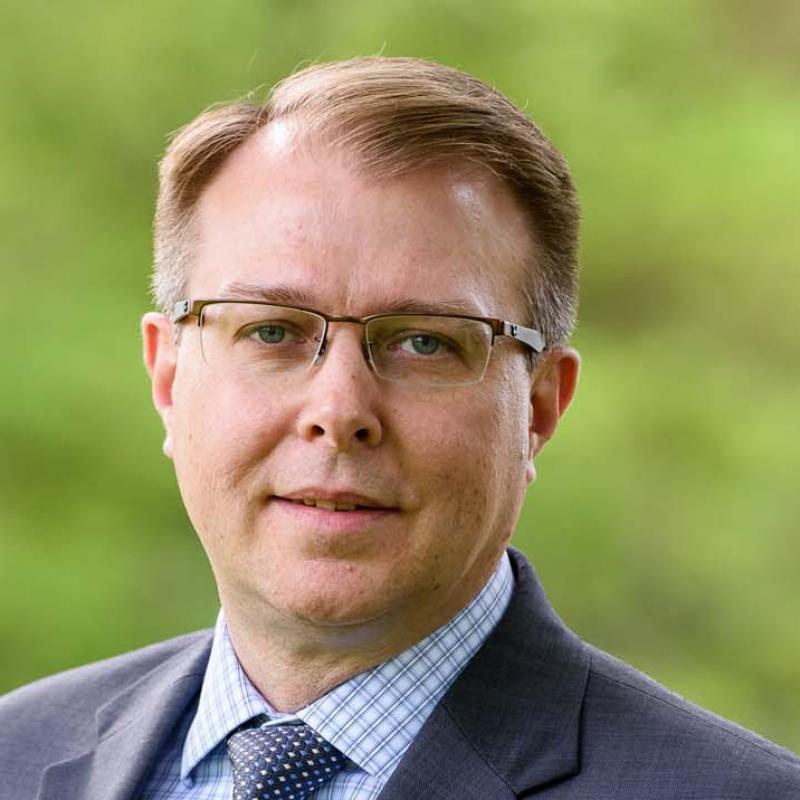 Bible Teacher, Steve Myers